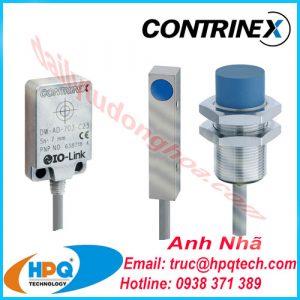 cảm biến cảm ứng Contrinex