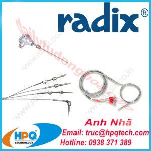 cảm biến nhiệt Radix
