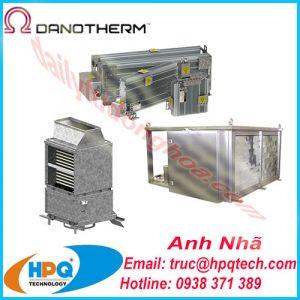 điện trở trục danotherm