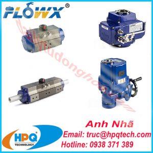 thiết bị truyền động FlowX